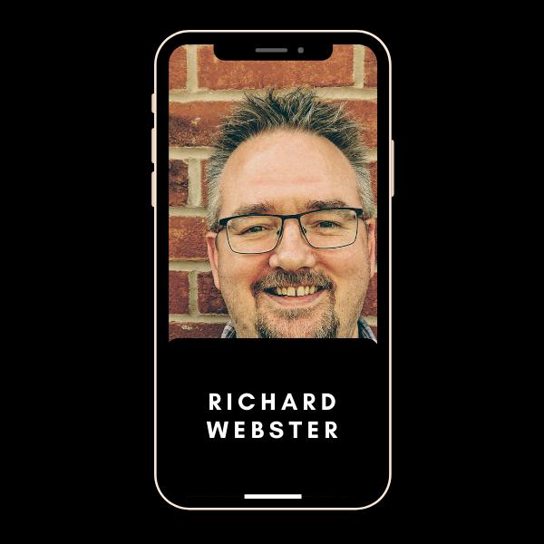speaker richard webster